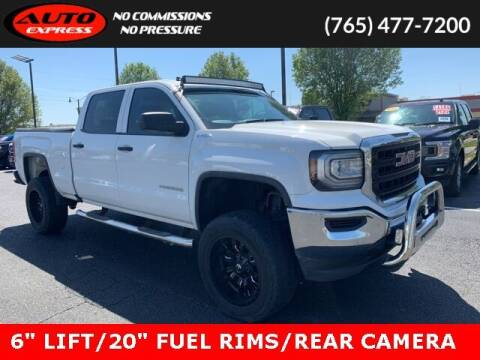 2017 GMC Sierra 1500 for sale at Auto Express in Lafayette IN