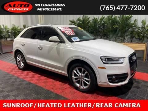 2015 Audi Q3 for sale at Auto Express in Lafayette IN