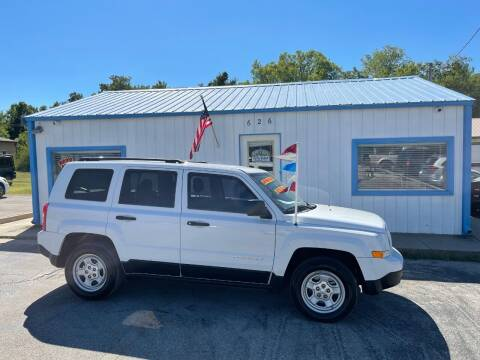 2012 Jeep Patriot for sale at NATHAN'S AUTOMOTIVE INC in Noble OK
