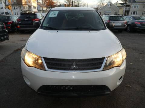 2009 Mitsubishi Outlander for sale at Wheels and Deals in Springfield MA