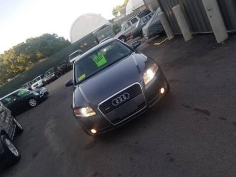 2007 Audi A4 for sale at Car-Nation Enterprises Inc in Ashland MA