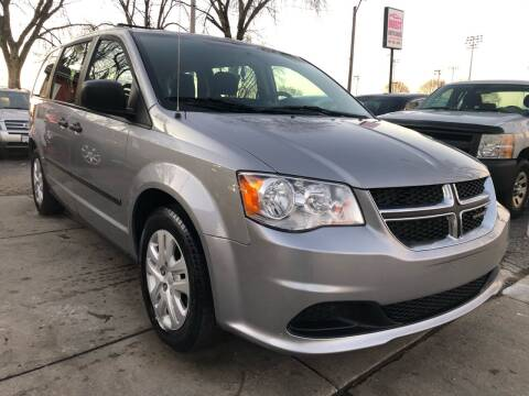2015 Dodge Grand Caravan for sale at Direct Auto Sales in Milwaukee WI