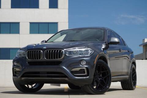 2015 BMW X6 for sale at JD MOTORS in Austin TX