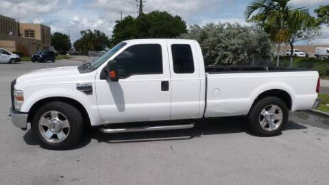 2008 Ford F-250 Super Duty for sale at Quality Motors Truck Center in Miami FL