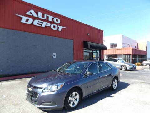 2015 Chevrolet Malibu for sale at Auto Depot of Smyrna in Smyrna TN