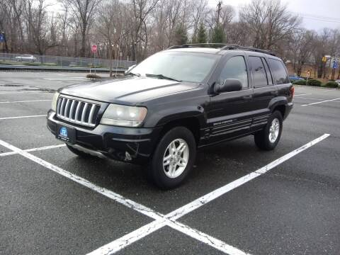 2004 Jeep Grand Cherokee for sale at B&B Auto LLC in Union NJ