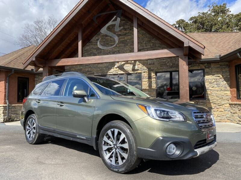 2017 Subaru Outback for sale at Auto Solutions in Maryville TN