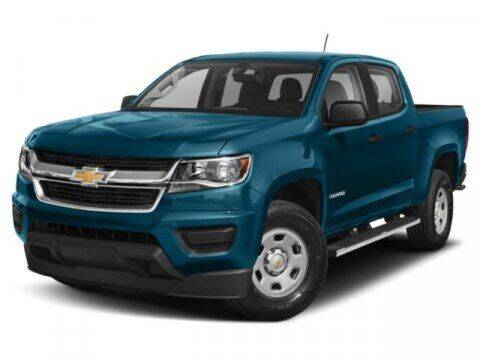 2019 Chevrolet Colorado for sale at Hawk Ford of St. Charles in St Charles IL