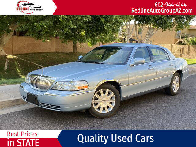 2009 Lincoln Town Car for sale in Phoenix, AZ