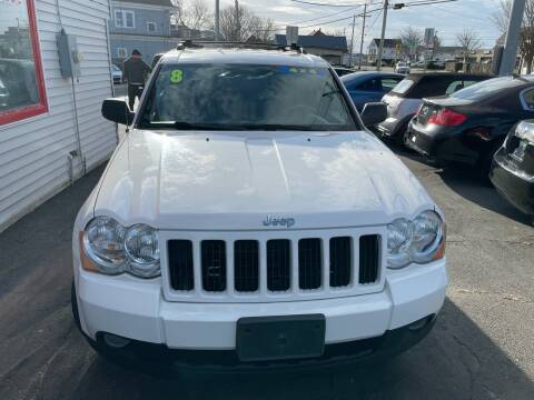 2008 Jeep Grand Cherokee for sale at Better Auto in South Darthmouth MA