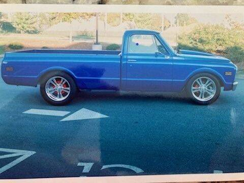 1968 Chevrolet C/K 10 Series for sale at CARuso Classic Cars in Tampa FL
