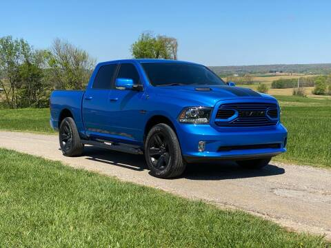 2018 RAM Ram Pickup 1500 for sale at Jackson Automotive LLC in Glasgow KY
