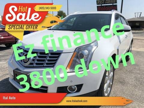 2016 Cadillac SRX for sale at Ital Auto in Oklahoma City OK