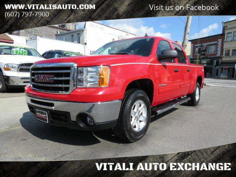 2012 GMC Sierra 1500 for sale at VITALI AUTO EXCHANGE in Johnson City NY