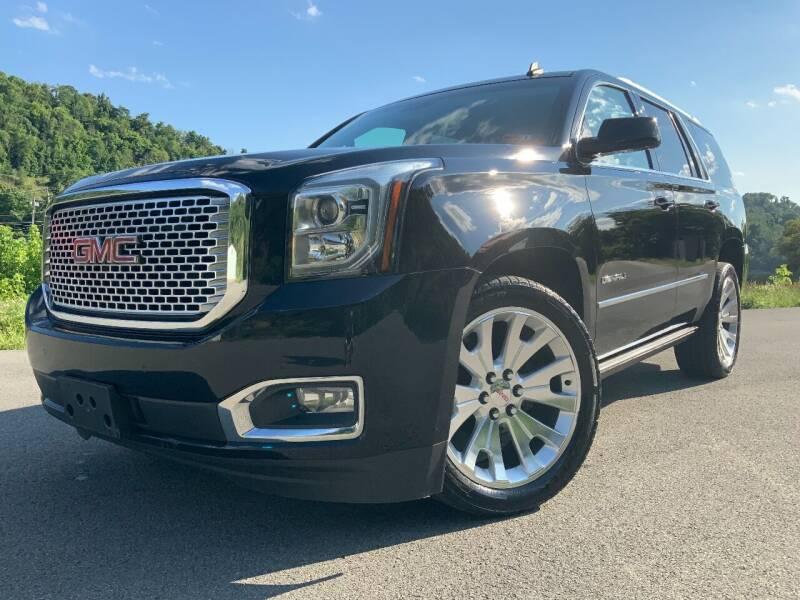 2015 GMC Yukon for sale at Bailey's Pre-Owned Autos in Anmoore WV