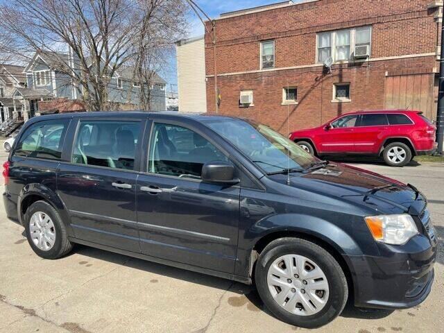 2013 Dodge Grand Caravan for sale at L & L Auto Sales in Chicago IL