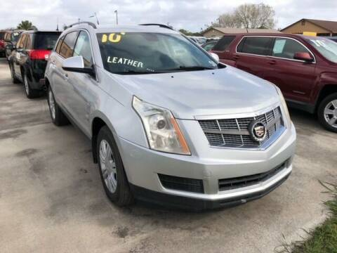 2010 Cadillac SRX for sale at Brownsville Motor Company in Brownsville TX