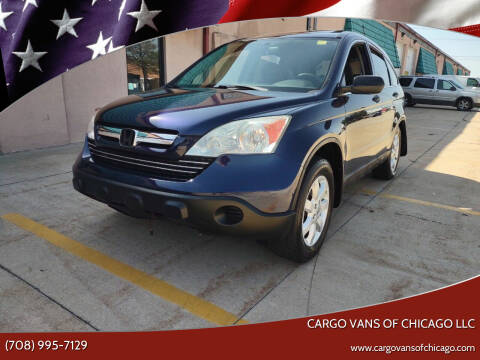 2008 Honda CR-V for sale at Cargo Vans of Chicago LLC in Mokena IL