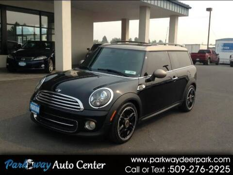 2013 MINI Clubman for sale at PARKWAY AUTO CENTER AND RV in Deer Park WA
