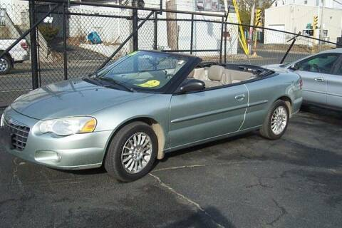 2006 Chrysler Sebring for sale at BAR Auto Sales in Brockton MA