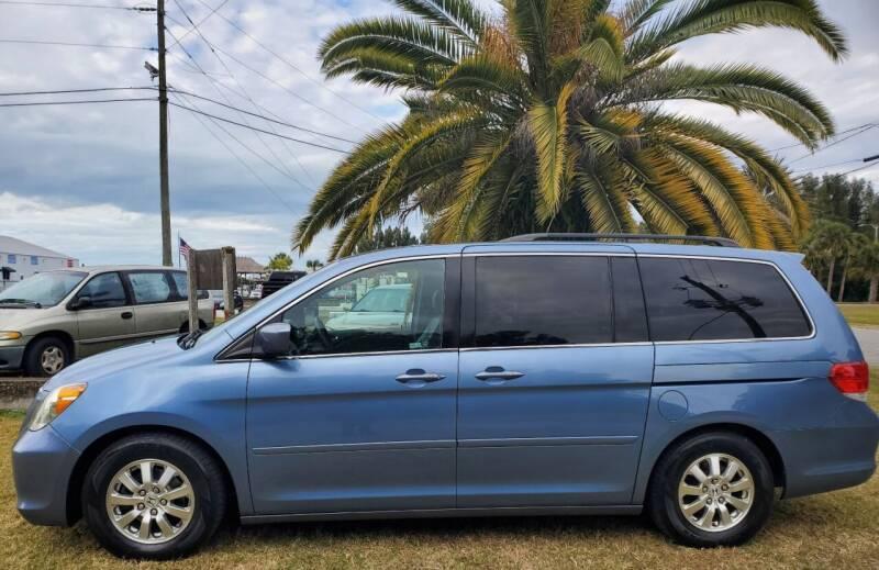 """2010 Honda Odyssey for sale at WHEELS """"R"""" US 2017 LLC in Hudson FL"""