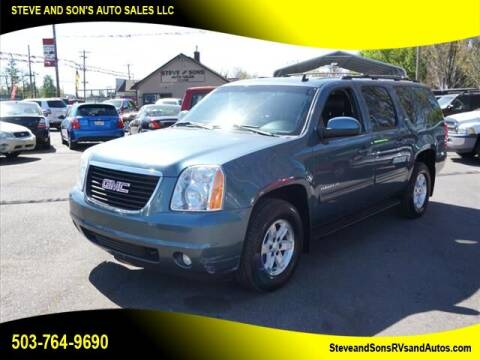 2010 GMC Yukon XL for sale at Steve & Sons Auto Sales in Happy Valley OR