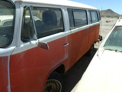 1974 Volkswagen n/a for sale at Collector Car Channel - Desert Gardens Mobile Homes in Quartzsite AZ