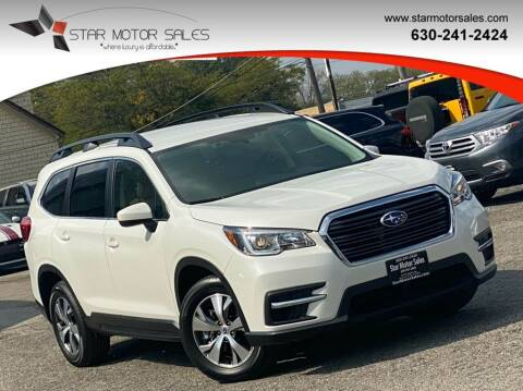 2020 Subaru Ascent for sale at Star Motor Sales in Downers Grove IL