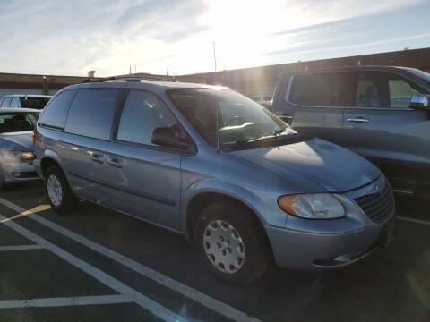 2003 Chrysler Voyager for sale at Affordable 4 All Auto Sales in Elk River MN