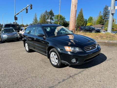 2005 Subaru Outback for sale at KARMA AUTO SALES in Federal Way WA