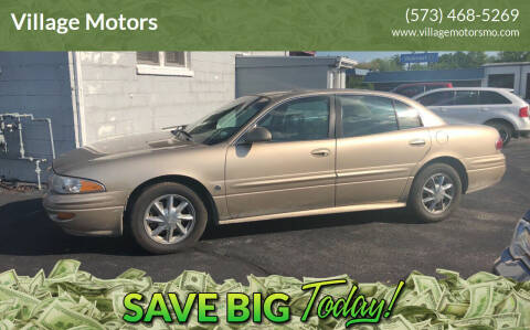 2005 Buick LeSabre for sale at Village Motors in Sullivan MO