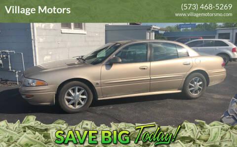 2005 Buick LeSabre for sale at Village Motors in Sullivan MO