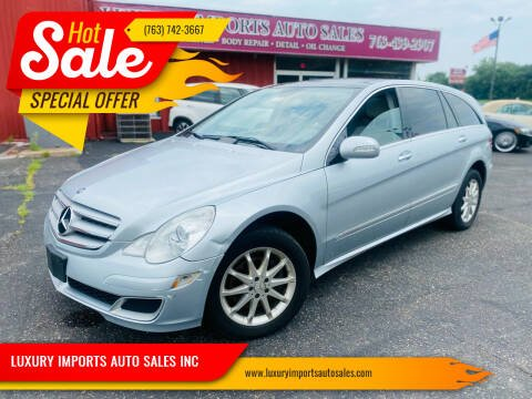 2006 Mercedes-Benz R-Class for sale at LUXURY IMPORTS AUTO SALES INC in North Branch MN