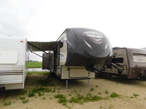 2016 Forest River Heritage Glen for sale at Kill RV Service LLC in Celina OH