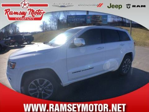 2017 Jeep Grand Cherokee for sale at RAMSEY MOTOR CO in Harrison AR