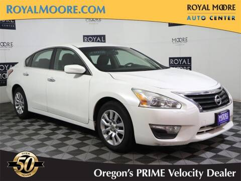 2013 Nissan Altima for sale at Royal Moore Custom Finance in Hillsboro OR