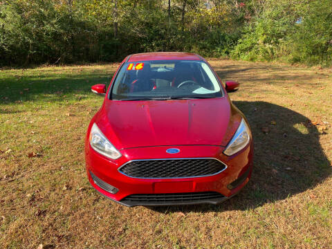 2016 Ford Focus for sale at Midtown Motors in Greenbrier TN