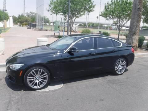 2016 BMW 4 Series for sale at J & E Auto Sales in Phoenix AZ