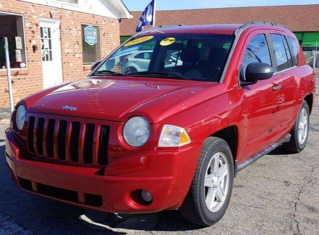 2010 Jeep Compass for sale at L&M Auto Import in Gastonia NC