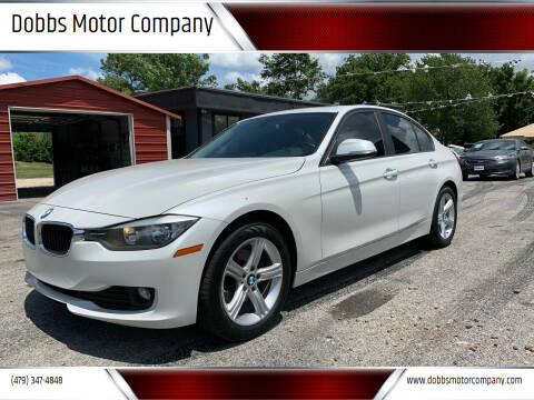 2014 BMW 3 Series for sale at Dobbs Motor Company in Springdale AR