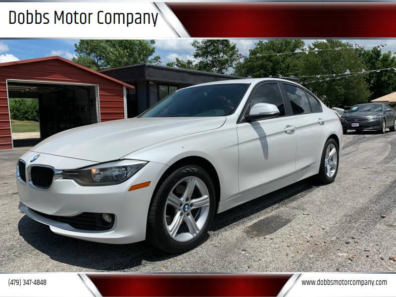 2014 BMW 3 Series for sale at Dobbs Motor Company in Springdale AR