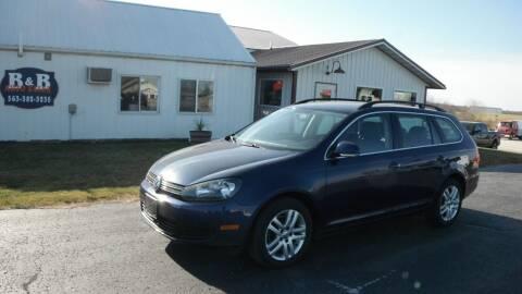 2011 Volkswagen Jetta for sale at B & B Sales 1 in Decorah IA