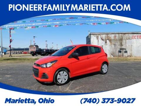 2018 Chevrolet Spark for sale at Pioneer Family preowned autos in Williamstown WV