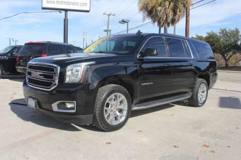 2015 GMC Yukon XL for sale at Flash Auto Sales in Garland TX