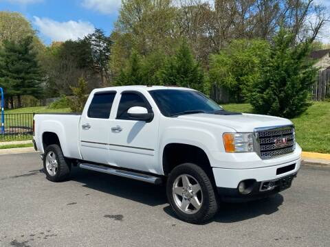 2013 GMC Sierra 2500HD for sale at Superior Wholesalers Inc. in Fredericksburg VA