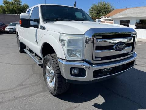 2014 Ford F-350 Super Duty for sale at Robert Judd Auto Sales in Washington UT