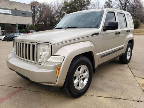 2011 Jeep Liberty for sale at ZNM Motors in Irving TX