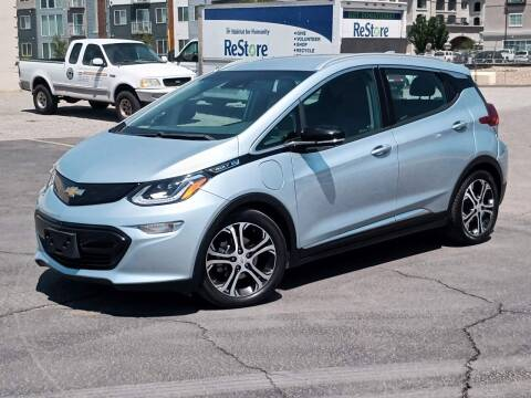 2017 Chevrolet Bolt EV for sale at Clean Fuels Utah - SLC in Salt Lake City UT