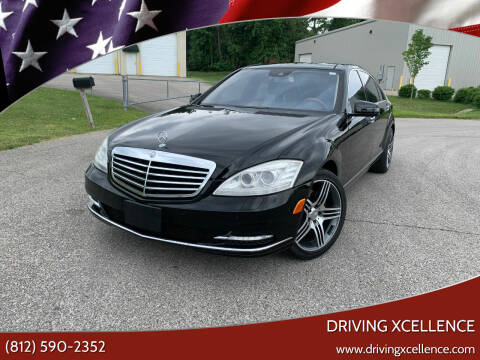 2010 Mercedes-Benz S-Class for sale at Driving Xcellence in Jeffersonville IN