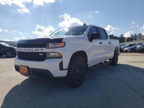 2020 Chevrolet Silverado 1500 for sale at Hardy Auto Resales in Dallas GA